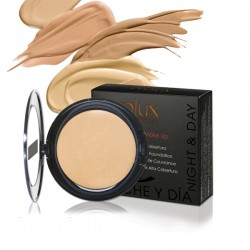 Maquillaje Crema Alta Cobertura, color 01, 12g.