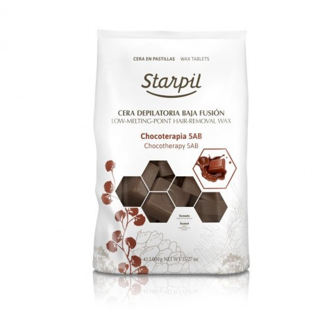 CERA AL CHOCOLATE STARPIL 5AB STARPIL 1kg.