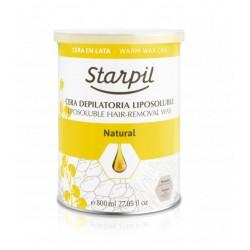 LATA CERA NATURAL STARPIL 800 ml..