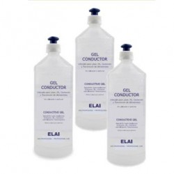 GEL CONDUCTOR CLEAR ELAI 950 ml.