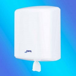 DISPENSADOR JOFEL AG40000 PAPEL MECHA BLANCO