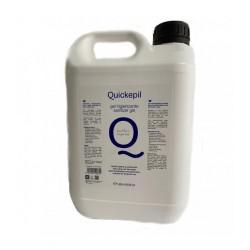 GEL HIDROALCOHOLICO QUICKEPIL GARRAFA 5 litros