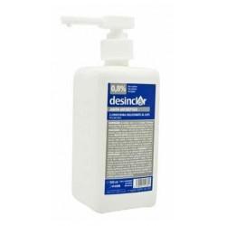 DESINCLOR CLORHEXIDINA JABONOSA (0,8%) 500 ml.