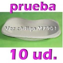 BATEA RIÑONERA CARTON DESECHABLE Caja de 10 uds.